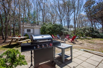 Harwich Cape Cod vacation rental - Grill up some lobsters and enjoy the night stars.