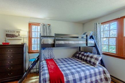 Harwich Cape Cod vacation rental - Twin over Full bunk, ready for your next stay!