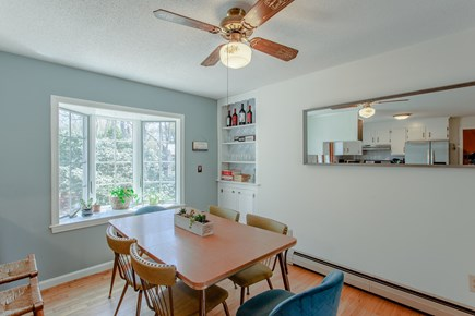 Harwich Cape Cod vacation rental - Enjoy your meals at the dining table, seats 6 plus 2 at the bar.