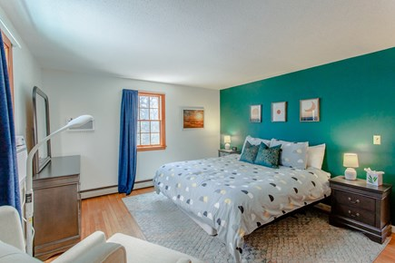 Harwich Cape Cod vacation rental - 100% Cotton linens on each bed.
