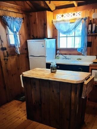 Dennisport Cape Cod vacation rental - Kitchen with island