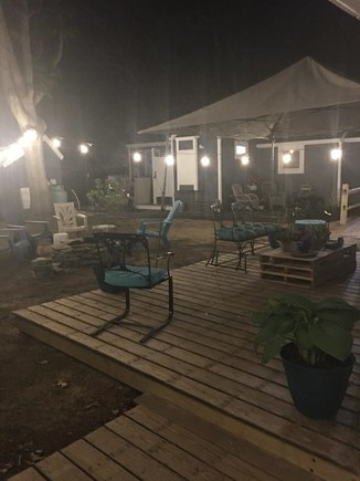 Dennisport Cape Cod vacation rental - Outside seating