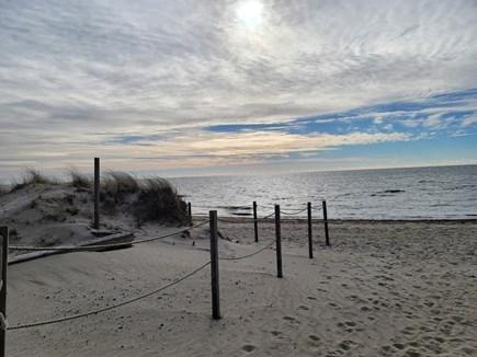 Dennisport Cape Cod vacation rental - Sunset beach