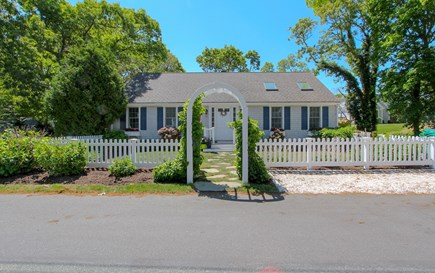 Barnstable, Osterville Cape Cod vacation rental - Front of the Duplex
