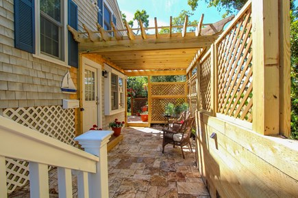 Barnstable, Osterville Cape Cod vacation rental - Covered Patio
