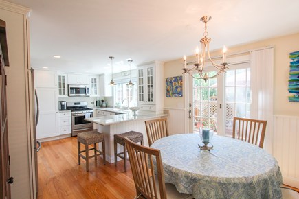 Barnstable, Osterville Cape Cod vacation rental - Dining to Kitchen