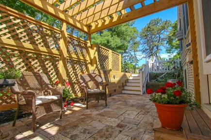 Barnstable, Osterville Cape Cod vacation rental - Pergola covered patio