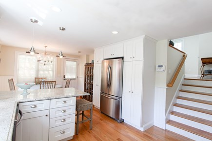 Barnstable, Osterville Cape Cod vacation rental - Eat-In Granite Kitchen