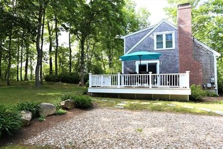 Orleans Cape Cod vacation rental - Side/back yard