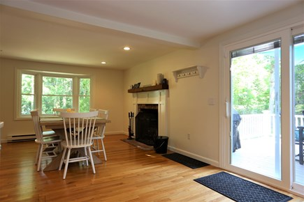 Orleans Cape Cod vacation rental - Dining Room/Kitchen