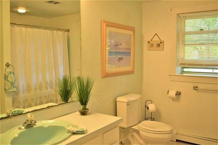 Yarmouth Port Cape Cod vacation rental - 1st floor bath