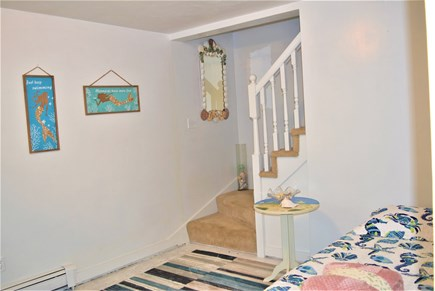 Yarmouth Port Cape Cod vacation rental - 1st floor twin room