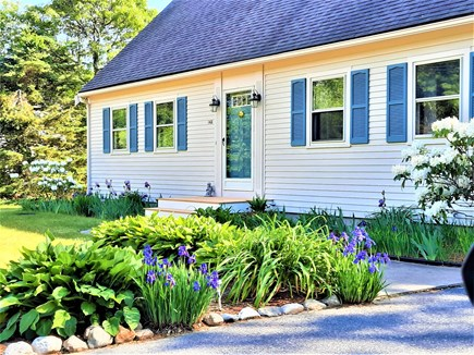 Yarmouth Port Cape Cod vacation rental - Front of house