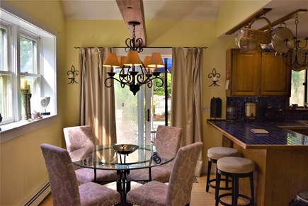 Yarmouth Port Cape Cod vacation rental - dining area