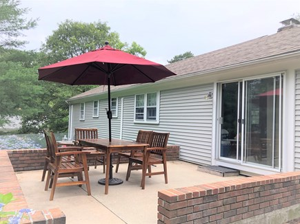 Barnstable, Osterville Cape Cod vacation rental - Patio dining