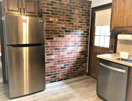 Barnstable, Osterville Cape Cod vacation rental - Kitchen - door to front of the house