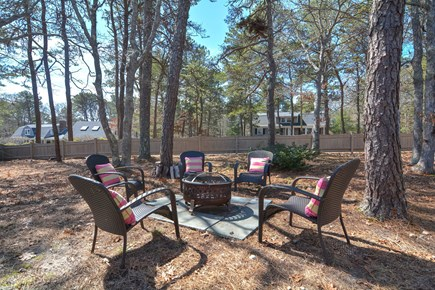 Centerville Cape Cod vacation rental - Gather together for evening s'mores or late night ghost stories..