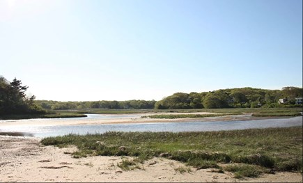 Falmouth Cape Cod vacation rental - Woodneck Beach