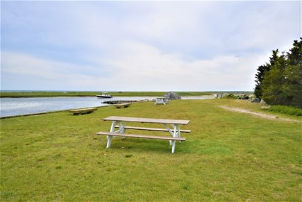 Barnstable, Hyannis Port Cape Cod vacation rental - Picnic Area at Halls Creek