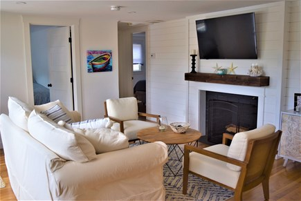 Hyannis Port Cape Cod vacation rental - Living Room