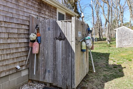 Orleans, Nauset Village Cape Cod vacation rental - Outdoor showers after the beach are a MUST