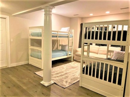 Harwich Port Cape Cod vacation rental - 1st Level Bunk Room