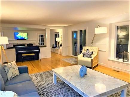 Harwich Port Cape Cod vacation rental - Main Level Living Room