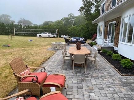 Harwich Port Cape Cod vacation rental - Private Backyard