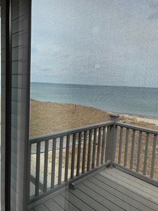 Plymouth MA vacation rental - Deck off of Master bedroom