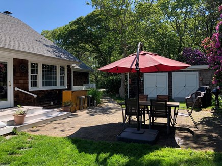 Falmouth, Bay Shore Cape Cod vacation rental - Back yard oasis! Perfect for entertaining!!