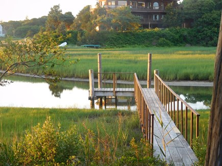 Falmouth, Bay Shore Cape Cod vacation rental - Launch your kayak in the Wild Harbor River and explore the Bay!!