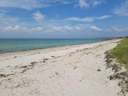 Falmouth, Bay Shore Cape Cod vacation rental - Beautiful white sand on Bayshore Beach!!