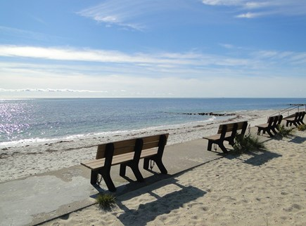 South Yarmouth Cape Cod vacation rental - Walk 10 minutes to Seaview beach!