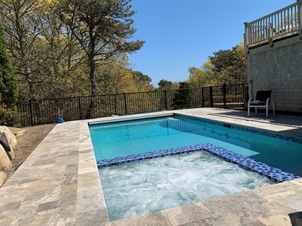 Orleans Cape Cod vacation rental - New Heated Saltwater In-Ground Pool and Hot Tub