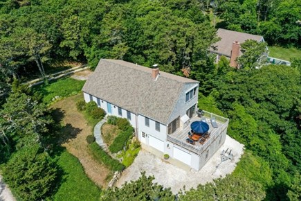 Orleans Cape Cod vacation rental - Aerial view