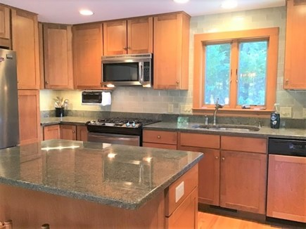 Orleans Cape Cod vacation rental - Beautiful Kitchen with Gas Cooking