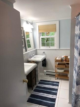Chatham Cape Cod vacation rental - First Floor Bathroom