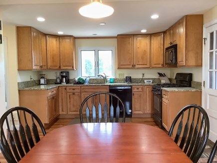 Brewster Cape Cod vacation rental - Fully Equipped Kitchen with Gas cooking and Granite