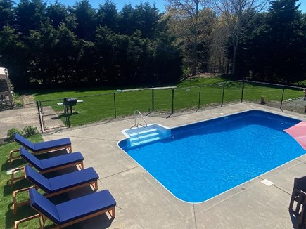 Brewster Cape Cod vacation rental - Beautiful in-ground pool