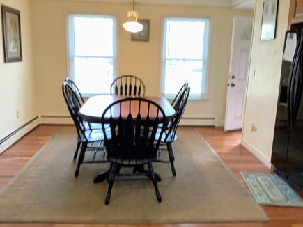Brewster Cape Cod vacation rental - Dining Room is open to Kitchen