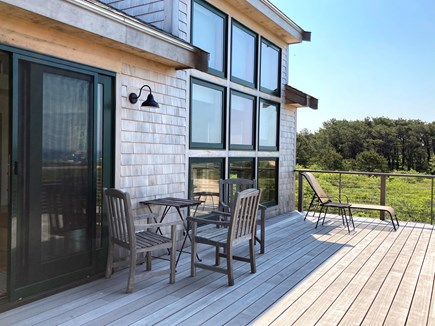 Truro Cape Cod vacation rental - Great 2nd story Deck