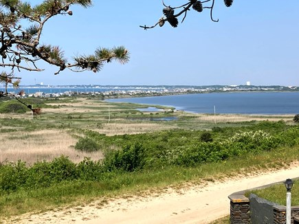 Truro Cape Cod vacation rental - View of Lake & Bay