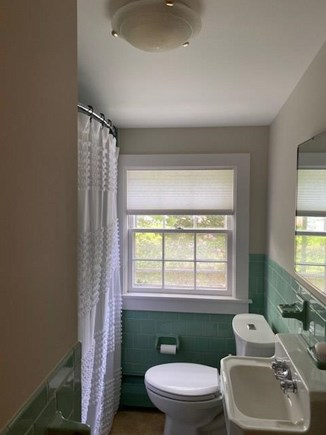 Falmouth-East Falmouth Cape Cod vacation rental - 2nd Floor Bathroom-With Tub and Shower