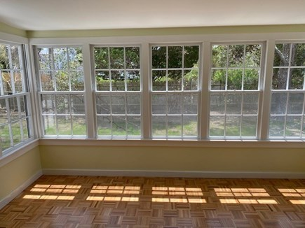 Falmouth-East Falmouth Cape Cod vacation rental - Sunroom-Great Room For Yoga, Light Workout, You Choose?