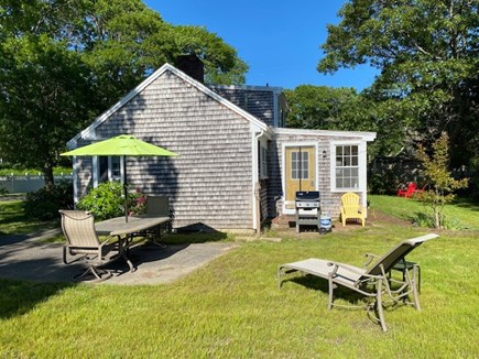 Falmouth-East Falmouth Cape Cod vacation rental - Large Yard-Great For Relaxing and Grilling