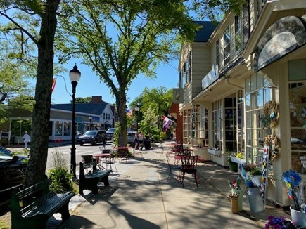 Falmouth-East Falmouth Cape Cod vacation rental - Shops and Restaurants Downtown