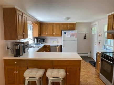 Falmouth-East Falmouth Cape Cod vacation rental - Large Kitchen W/Breakfast Bar