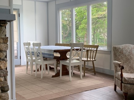 Yarmouth Cape Cod vacation rental - Dining room for gathering with family and friends