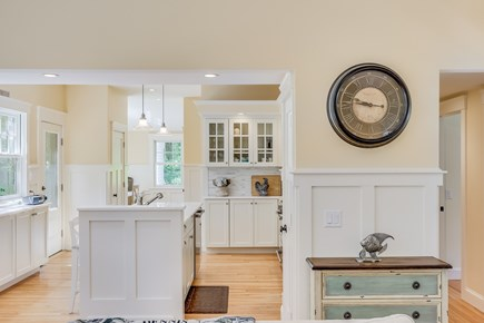 Dennis Cape Cod vacation rental - Looking into kitchen area