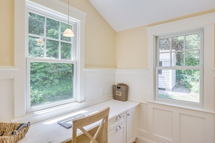 Dennis Cape Cod vacation rental - Desk area  ~ Great place if you need to work remotely!